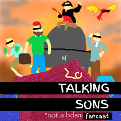 talking sons logo
